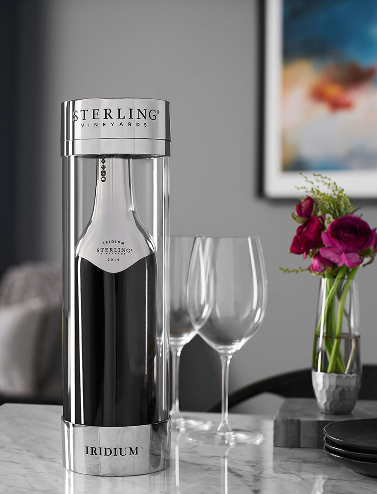 Gift of Sterling Reserve Cabernet Sauvignon From Calistoga and Diamond Mountain and Sterling Platinum Napa Valley Cabernet Sauvignon