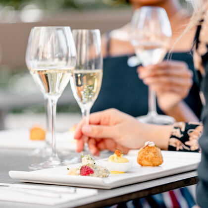 Sparkling Wine & Food Pairing