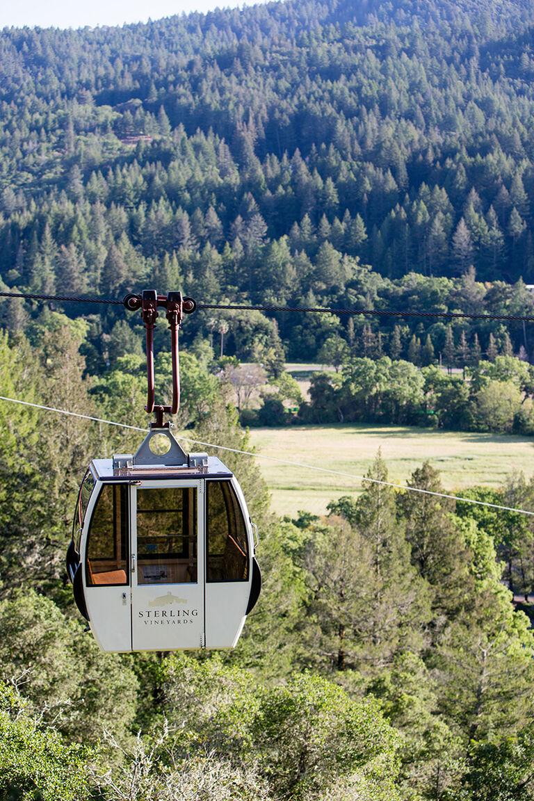 Sterling Aerial Tram