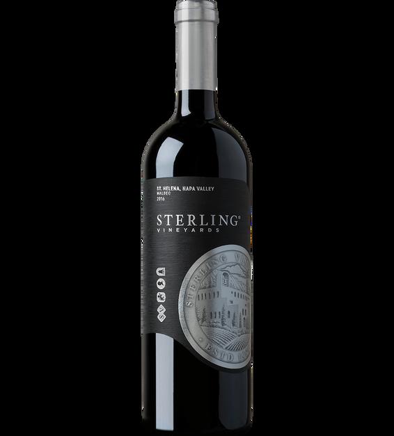2016 Sterling Vineyards St. Helena Malbec