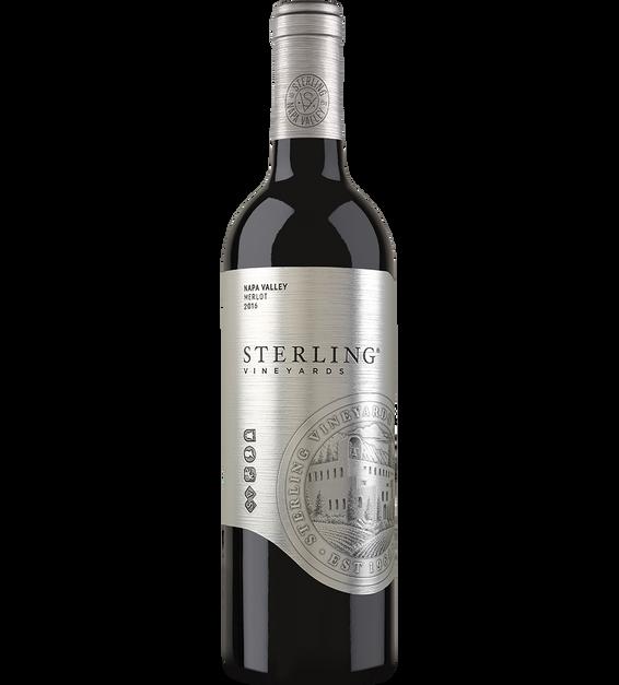 2016 Sterling Vineyards Napa Valley Merlot