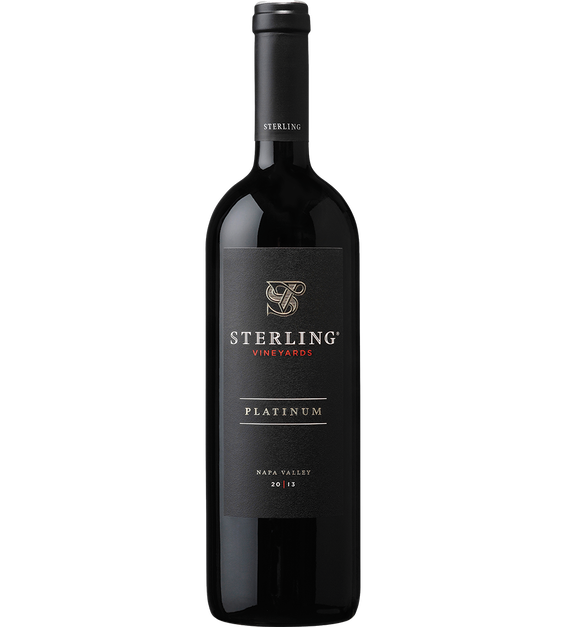 2013 Sterling Vineyards Platinum Napa Valley Cabernet Sauvignon