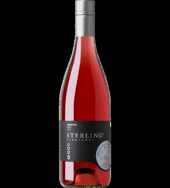2018 Sterling Vineyards Carneros Rosé of Syrah