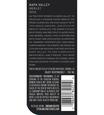 2016 Sterling Vineyards Napa Valley Merlot Back Label