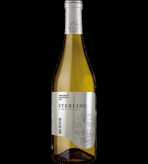 2017 Sterling Vineyards Napa Valley Chardonnay