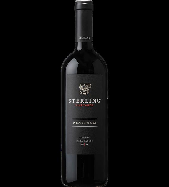 2014 Sterling Vineyards Platinum Napa Valley Merlot