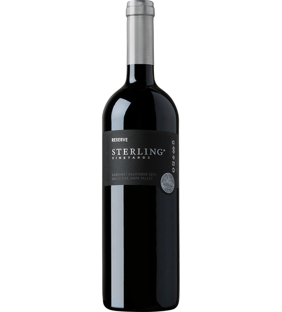 2015 Sterling Vineyards Reserve Calistoga Cabernet Sauvignon