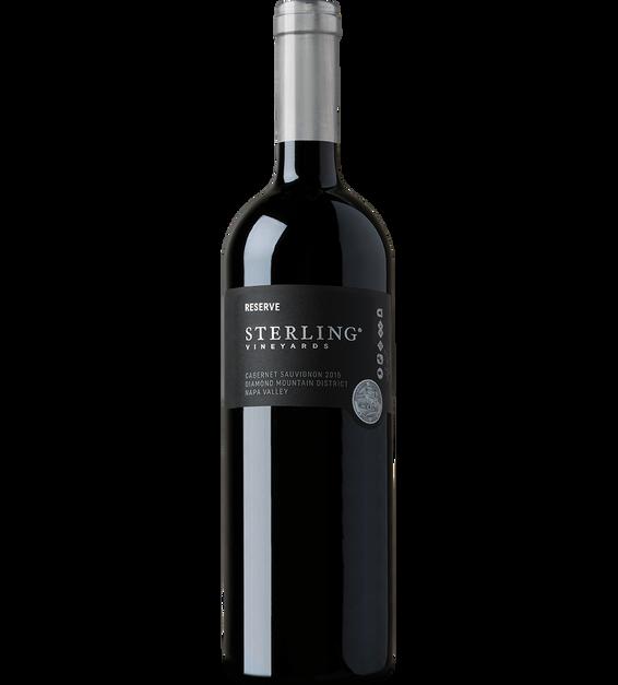 2015 Sterling Vineyards Diamond Mountain District Napa Valley Cabernet Sauvignon