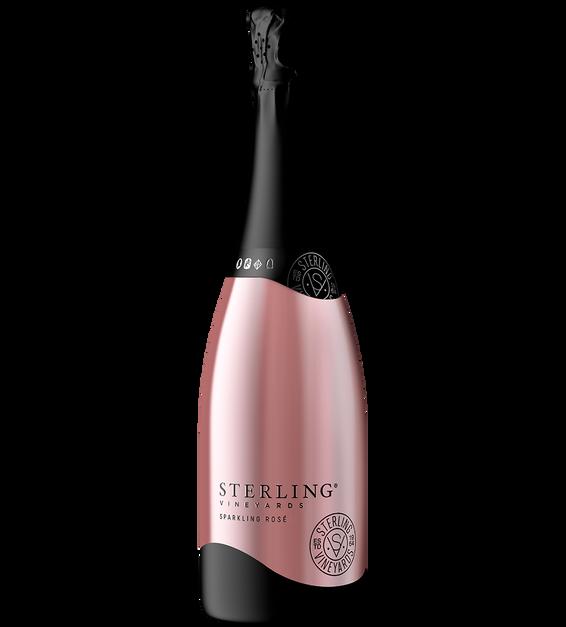2017 Sterling Vineyards Sparkling Rose